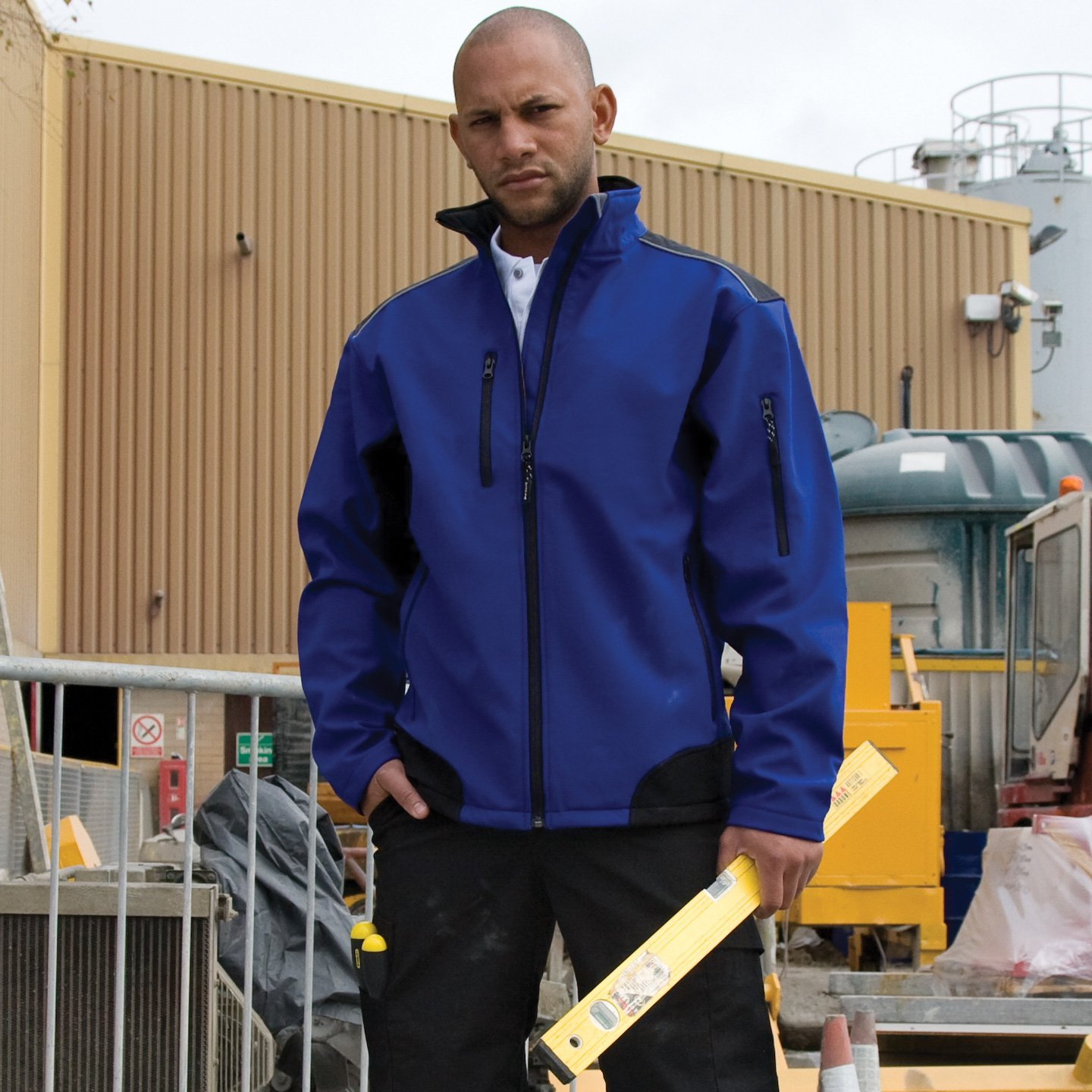 Ripstop Softshell WorkwearJacket