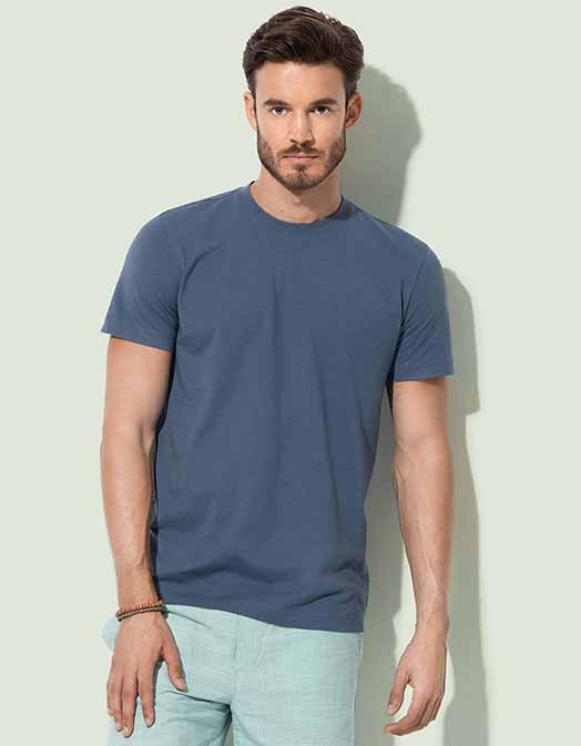 STEDMAN JAMES Crew-Neck T-shirt