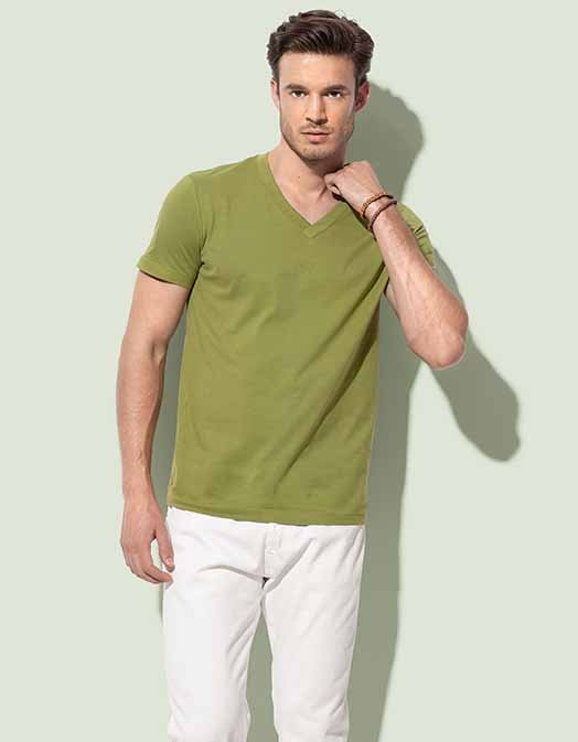 STEDMAN JAMES V-Neck T-shirt