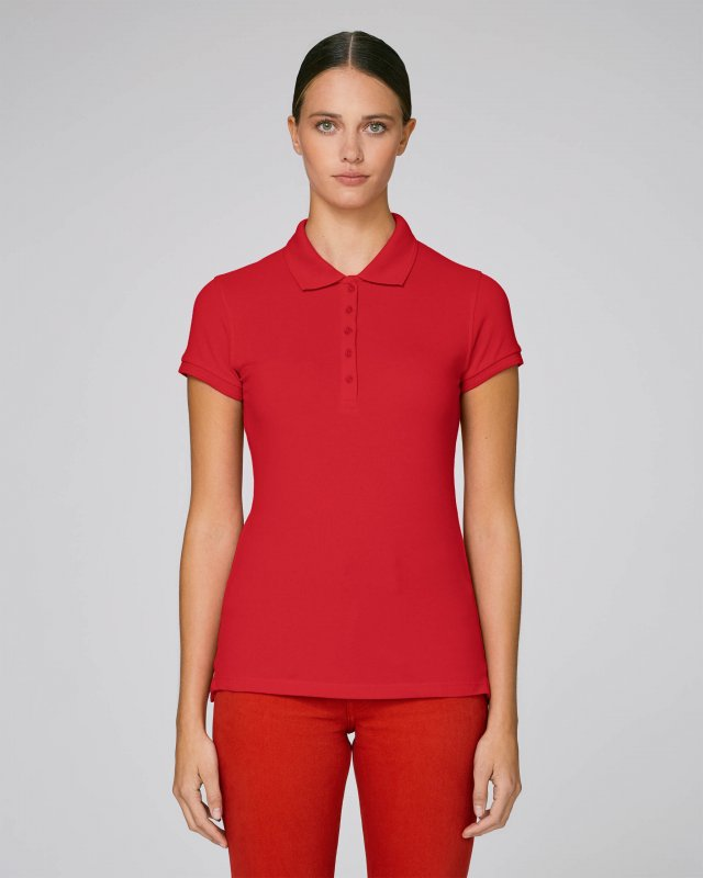 Damen Poloshirt, Stella Plays