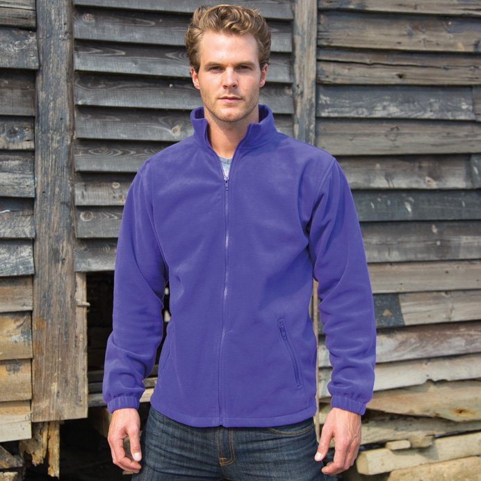 Fashion Fit Outdoor Fleece