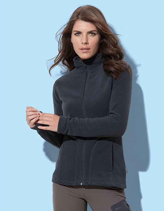 Women Active Fleece Jacket