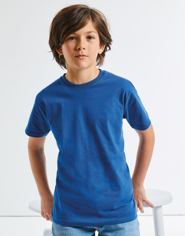 Kinder Slim T-Shirt, Russell