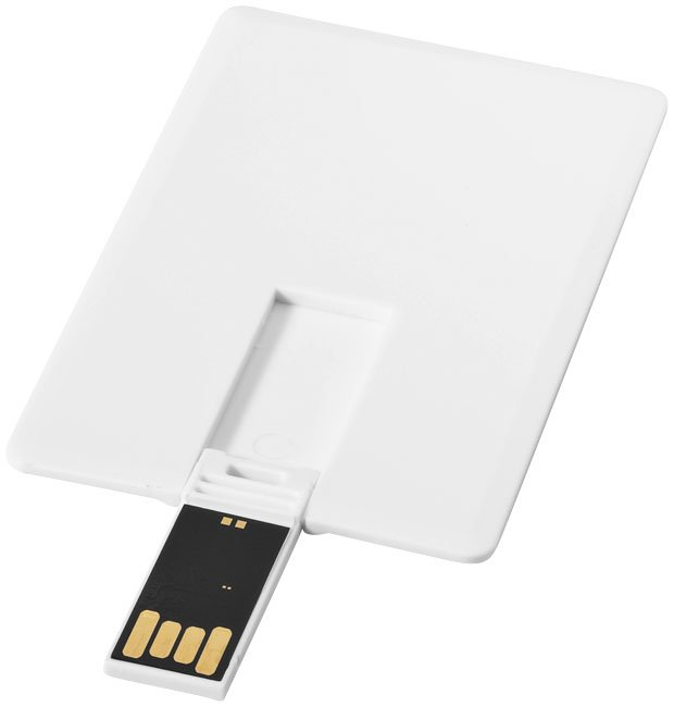 Slim Credit Card USB 2/4/8/16/32 GB